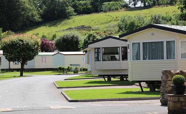 Riverside Caravan Park - Holiday Homes
