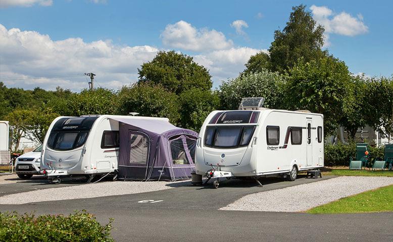 Riverside Caravan Park - Touring Pitches